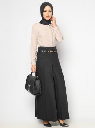 Model Celana Kulot Katun Panjang Dan Pendek Casual Terbaru 2018