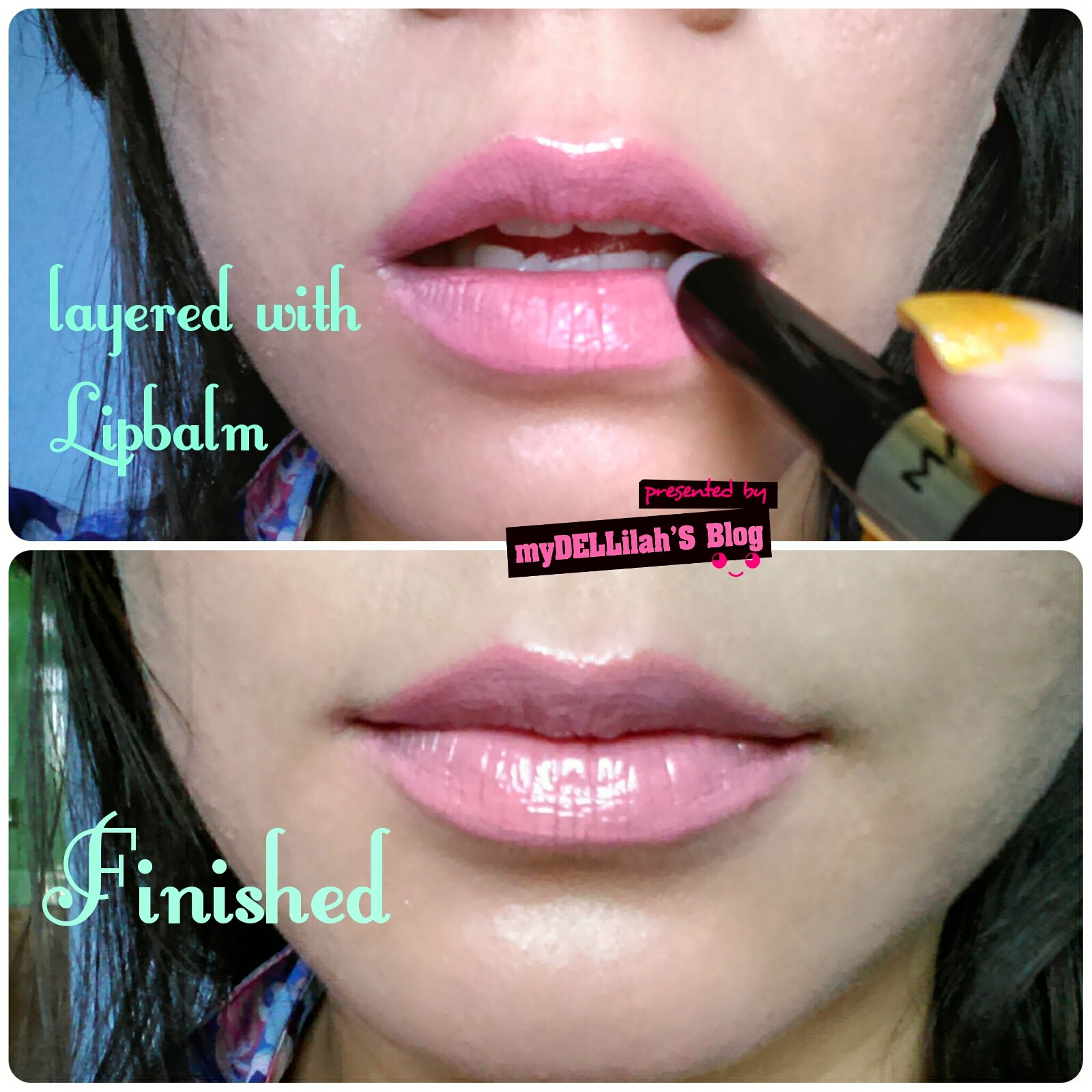 review Max Factor Lipfinity