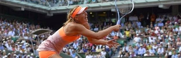 Maria Sharapova Beats Simona Halep to Win 2014 French Open
