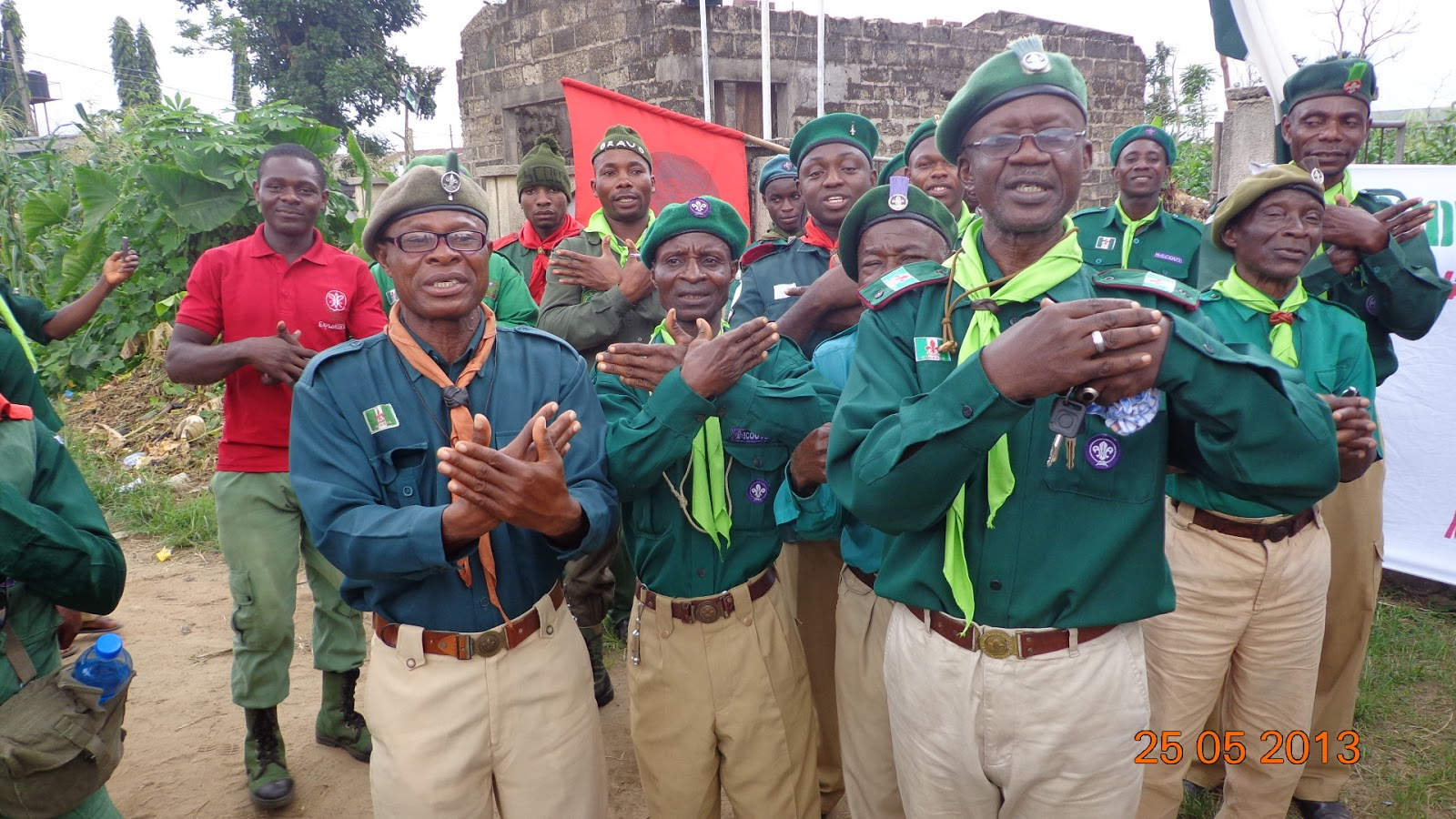 The scout association of nigeria kano