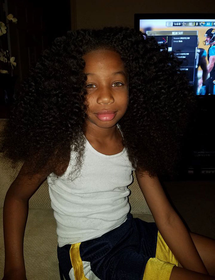 This 8-Year-Old Boy Spent 2 Years Growing His Hair To Make Wigs For Kids With Cancer - So that's what he did