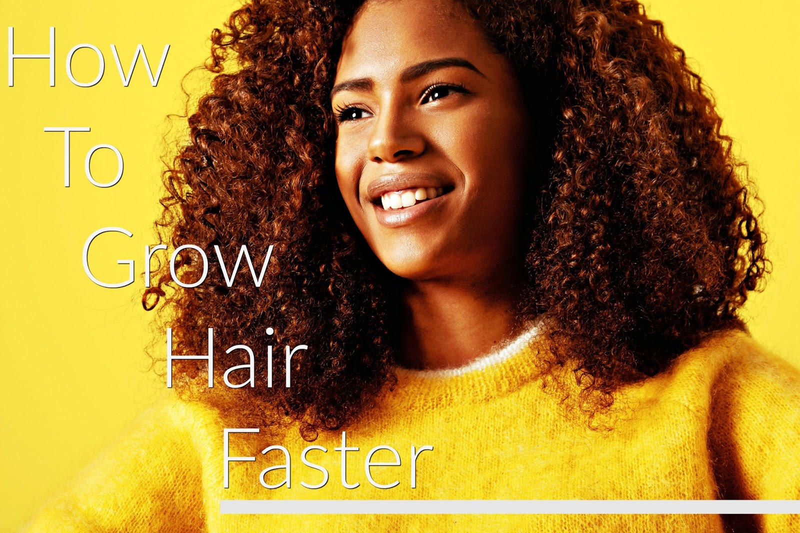 It's time to grow hair faster and healthier. We've got the top tips to use and the top don'ts to steer clear of! Make your hair growth journey positive!