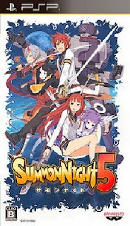 Summon Night 5 [English Patch] ISO PPSSPP - wasildragon.web.id
