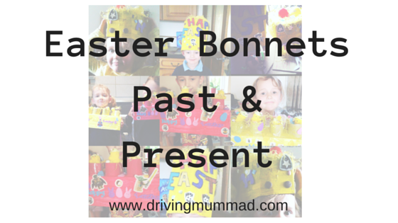 Easter Bonnets Past and Present