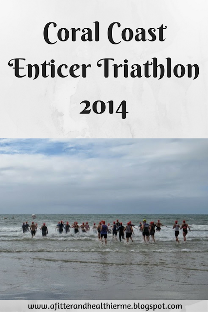 Coral Coast Enticer Triathlon 2014