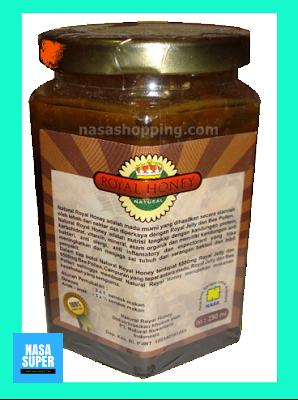 Grosir Natural Royal Honey
