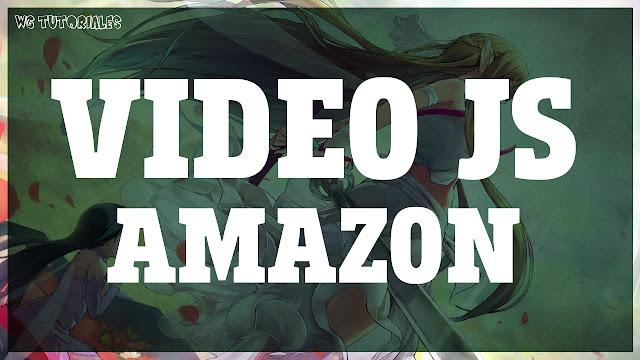 Video JS Amazon Script Gratis