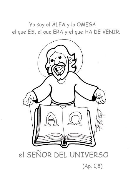 La Catequesis (El blog de Sandra): Colorea Cirio Pascual y aprende ...