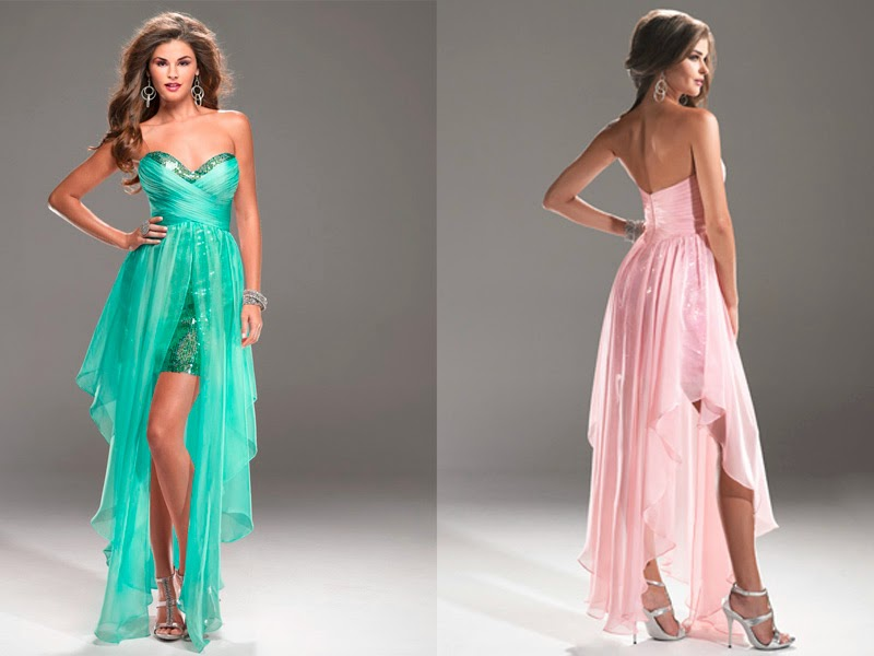 Vestidos de fiesta a la moda