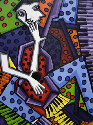 Latin Jazz Art 91