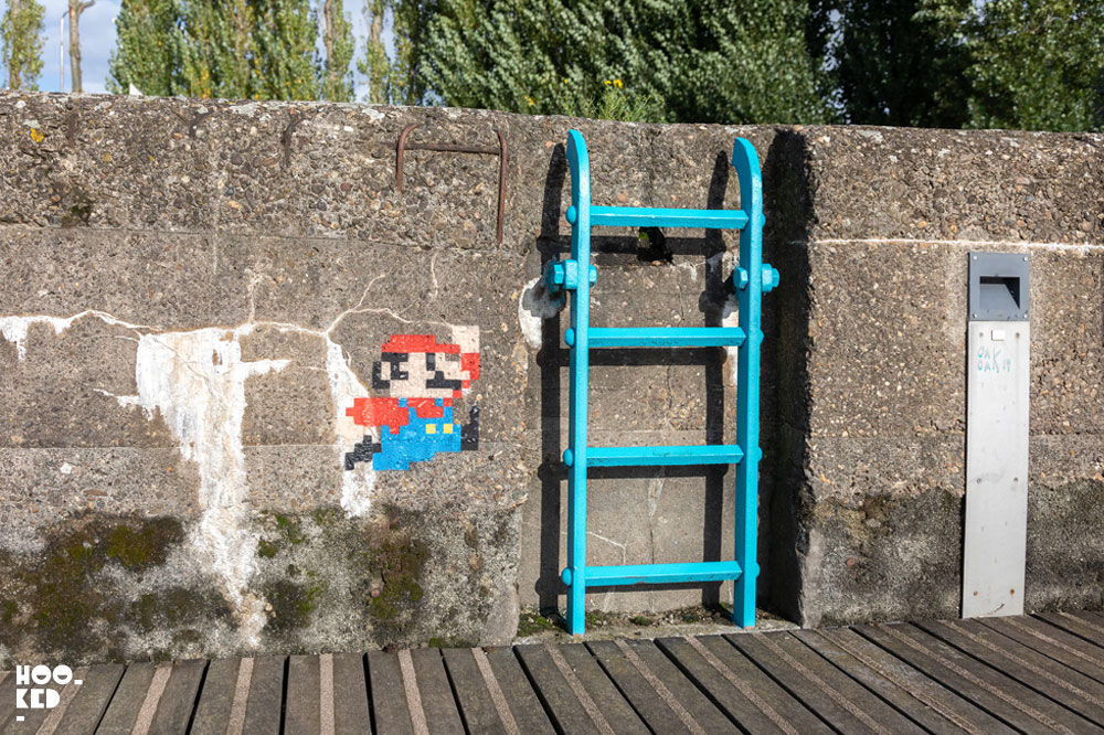 Fun Urban Interventions By French Street Artist OAKOAK