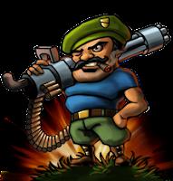 Guerilla Bob Portable Edition 1