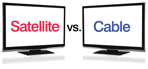 satellite tv vs cable tv comparision chart. Black Bedroom Furniture Sets. Home Design Ideas