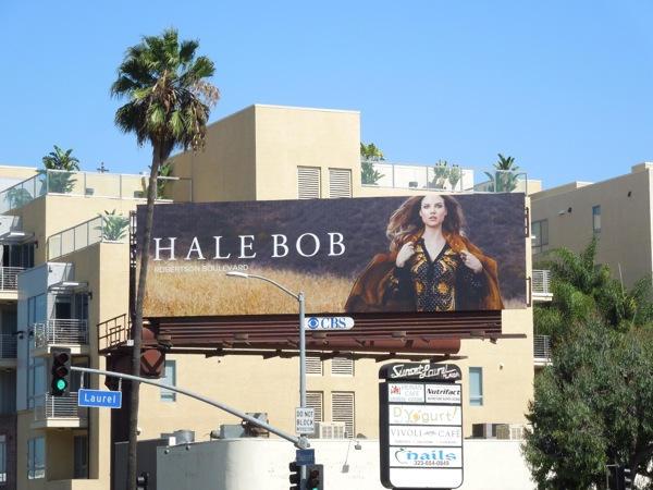 Hale Bob FW 2013 fashion billboard
