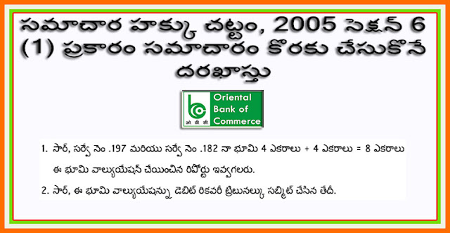 OBC Bank e-Auction Sold details