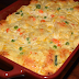Chicken Pot Pie Bubble Up Casserole