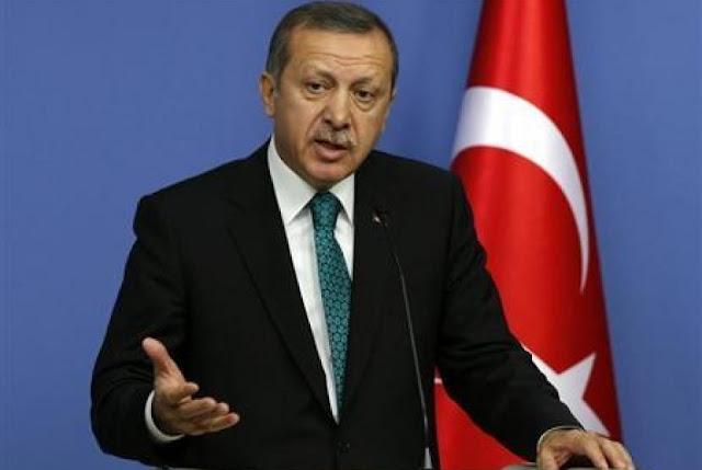 Larang Pakai Jilbab, Erdogan Geram dan Tuduh UE Bangkitkan Perang Agama