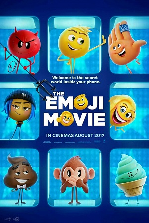 Jadwal THE EMOJI MOVIE di Bioskop