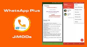 50+ Download Whatsapp MOD APK Terbaru 2019