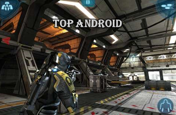 MASS EFFECT INFILTRATOR APK MOD All Devices Android