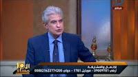 برنامج وائل الابراشى العاشره مساء حلقة 22-6-2017