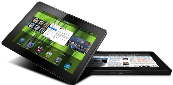 New Blackberry Tablet Specs and Features