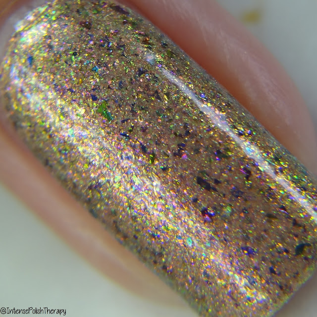Bee's Knees Lacquer - Sparkle On Her Face