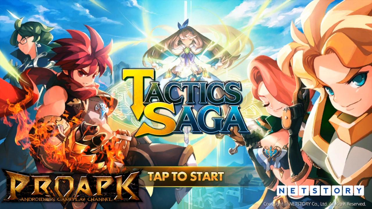 Tactics Saga