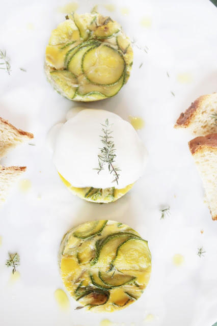Frittatine di Zucchini