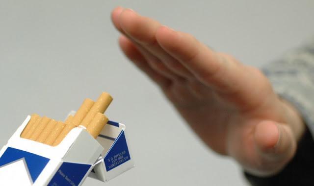 Dieta para largar cigarro ajuda a desintoxicar o corpo