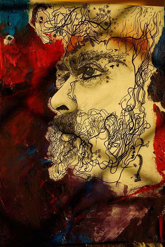 Pintura de Natalia Ramirez