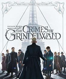 Sinopsis pemain genre Film Fantastic Beasts The Crimes of Grindelwald (2018)
