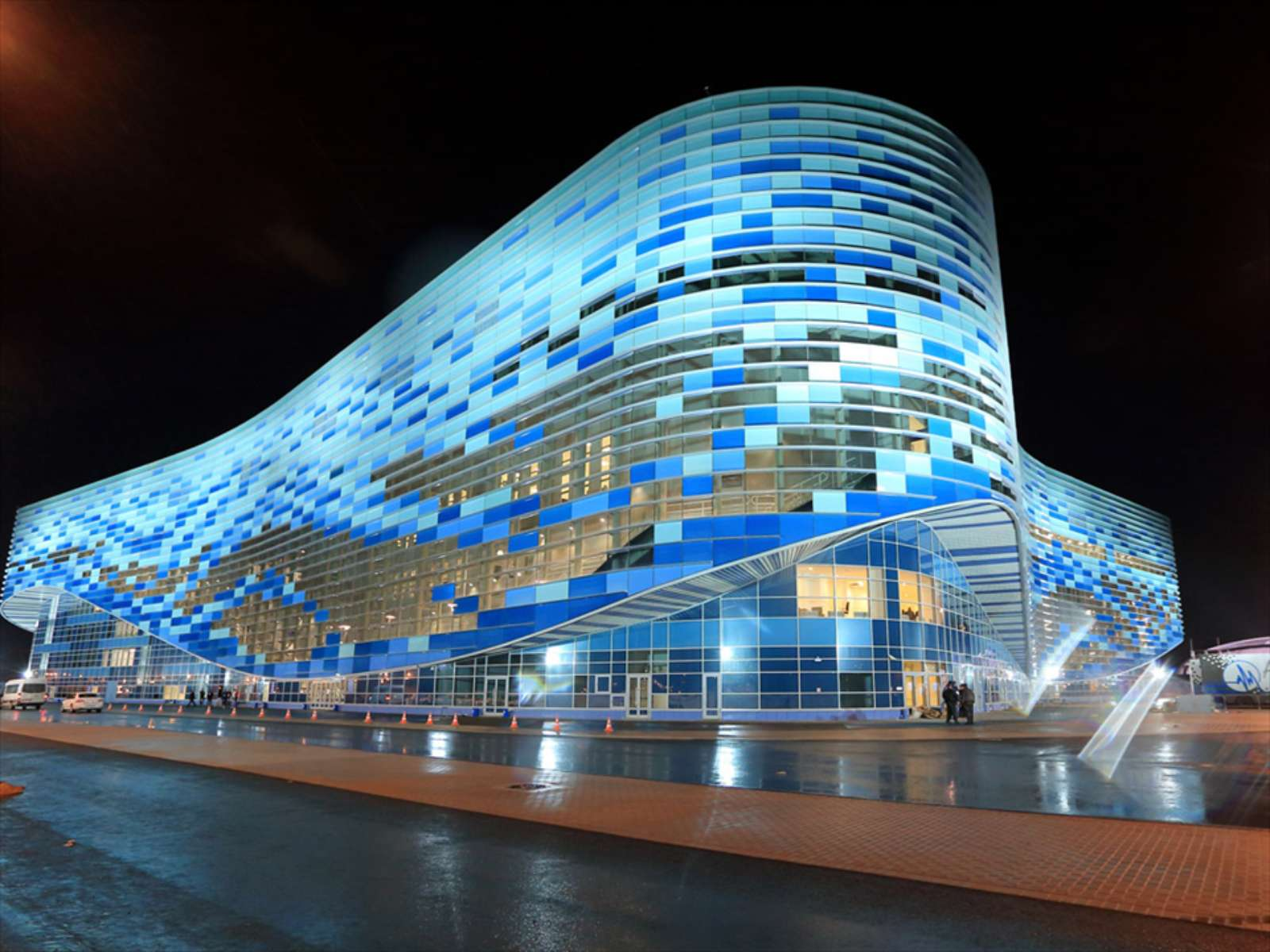 Architecture Now And The Future Sochi Olympics