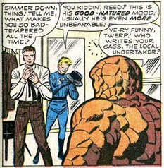 Fantastic Four 10 Lee Kirby
