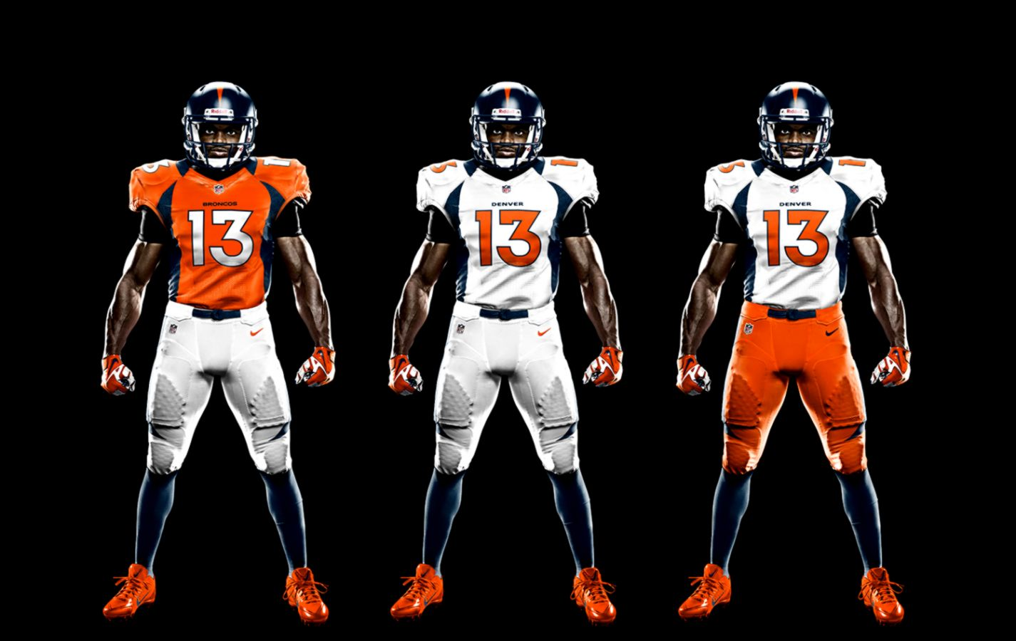 hot sale online 99dc6 ca8cd Denver Broncos Uniform | Wallpapers Epic