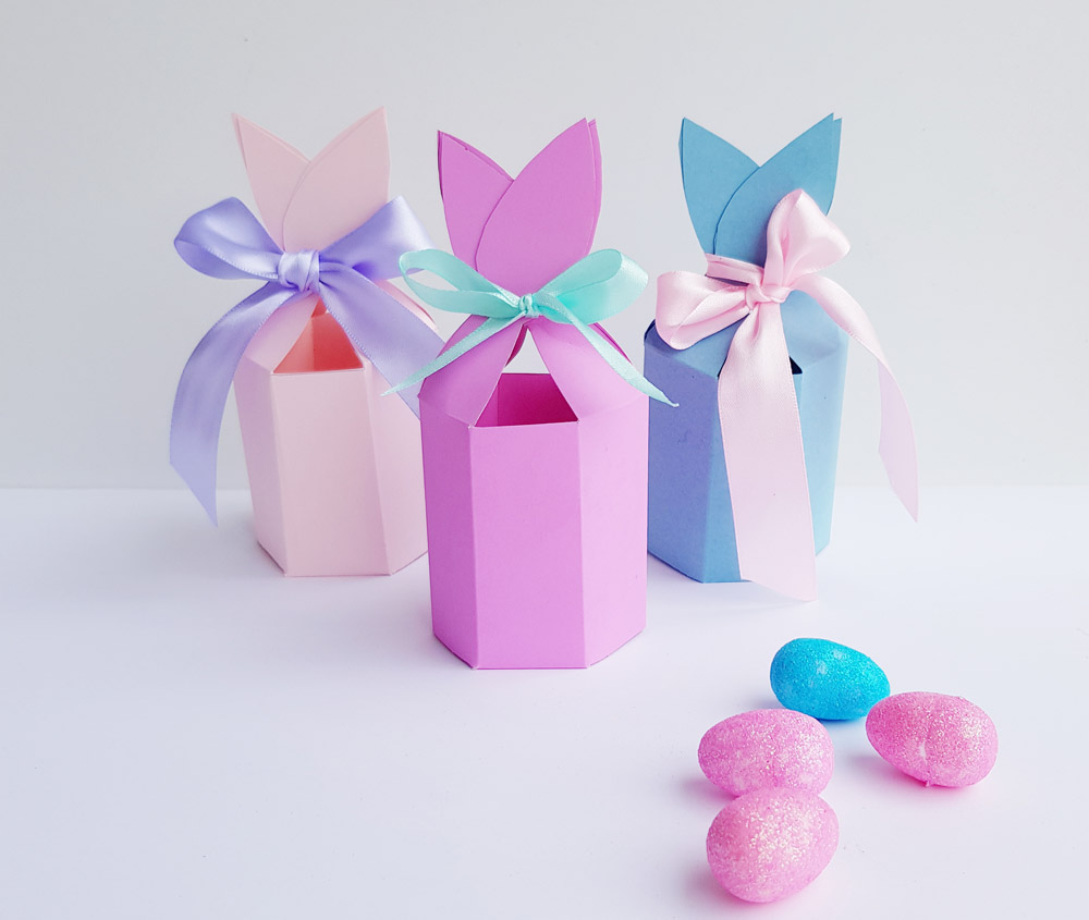 Free bunny ears gift box printable for easter now thats peachy free bunny ears gift box printable for easter negle Gallery