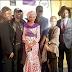 PHOTOS: Expelled Kannywood Actress, Rahama Sadau Attends Movie Screening With Akon & Others