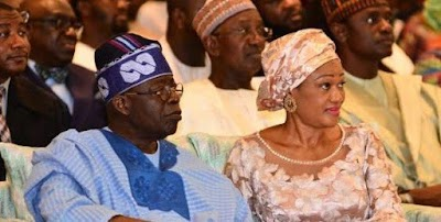 Tinubu Kicks Against Wife's Ambition to become Deputy Senate President
