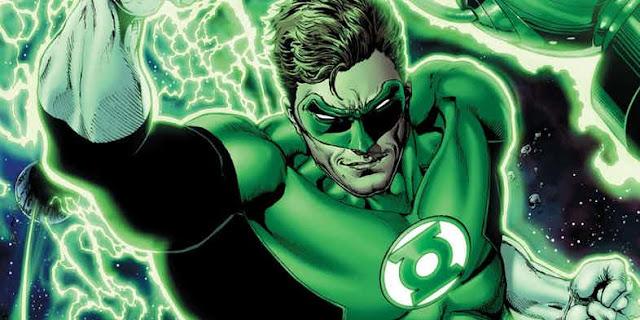 Hal Jordan Anggota Green Lantern Terkuat