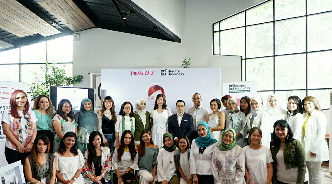 Beautiful Inside & Out with H2 Health & Happiness Beauty Gathering Feat Female Daily