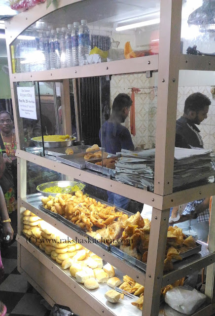 street food Bangalore