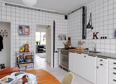 Desain Keramik Dapur Minimalis