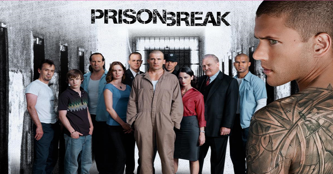 """Prison break klub: descarga directa del capítulo 4x11 """"quiet riot."""