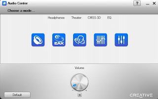 Advanced blaster audigy mb sound