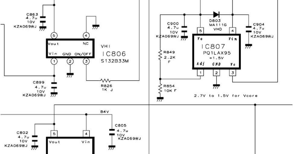 Tv LCD/LED Sharp Mati Protek