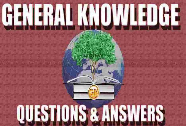 GK Questions 15th October 2017 PJH