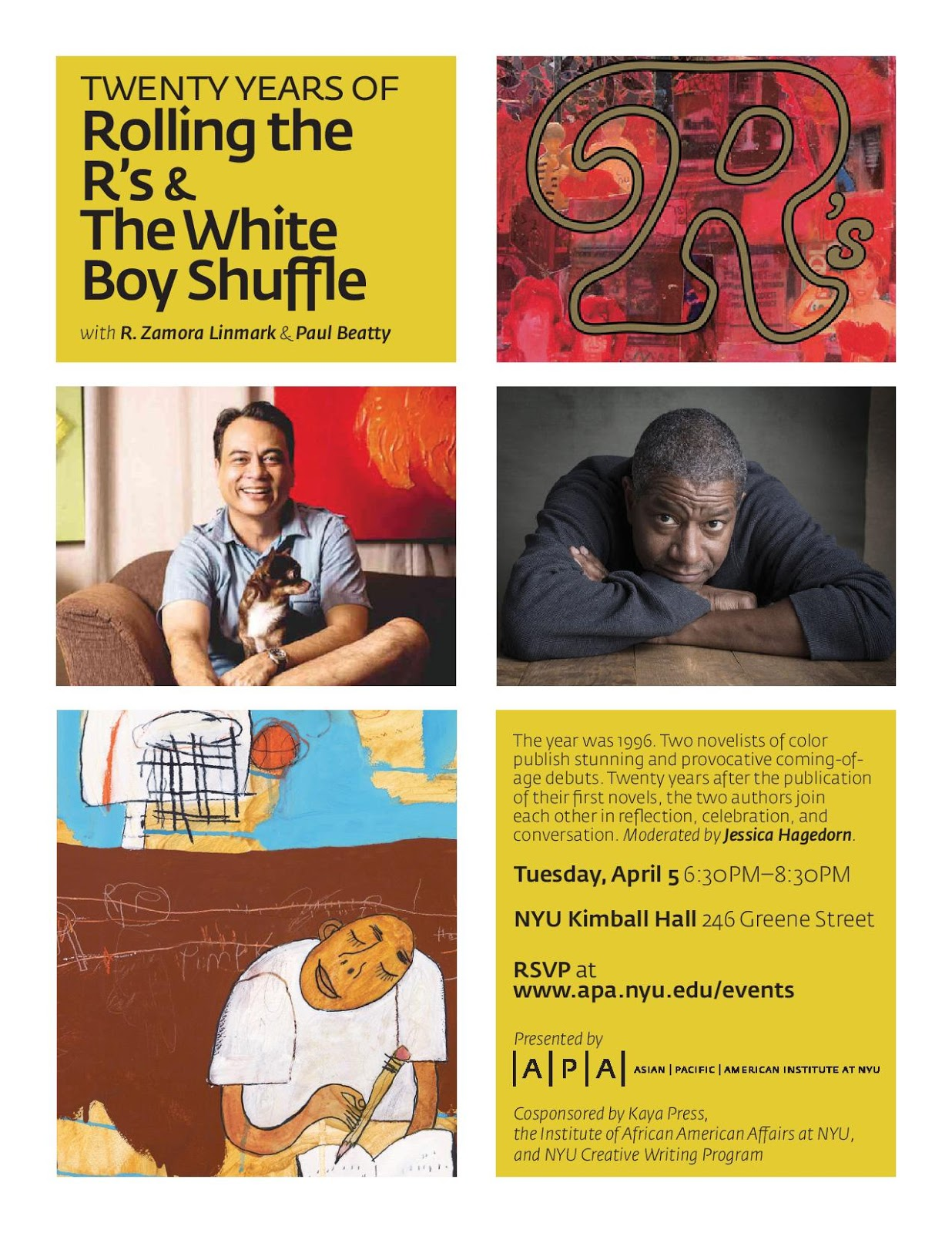 analysis of paul beattys white boy shuffle essay Aml4242: the campus novel (section 4035) instructor: the human stain (philip roth), and the white boy shuffle (paul beatty) course papers or a review of.