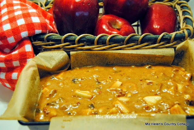 Fresh Apple Quick Bread at Miz Helen's Country Cottage