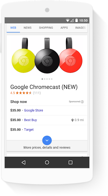 Google Shopping Gets Redesign For The Holidays