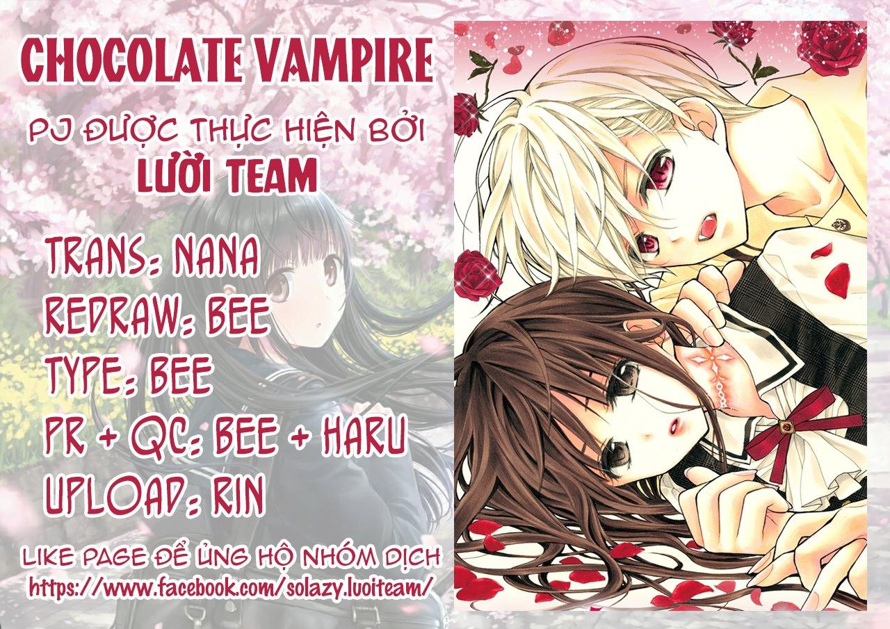 Chocolate Vampire [Lazy Team] Chap 46 Trang 1